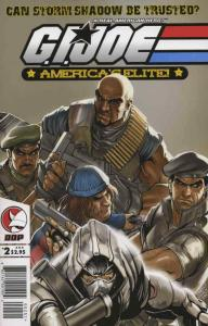 G.I. Joe Comic Book (Vol. 2) #2 VF/NM; Devil's Due | save on shipping - details