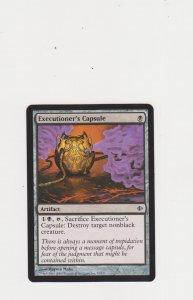 Magic the Gathering: Shards of Alara- Executioner's Capsule