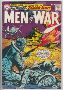 All-American Men of War #109 (Jun-65) VF High-Grade Johhny Cloud