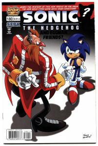 SONIC THE HEDGEHOG #180 2007-ARCHIE COMICS-SEGA