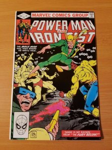 Power Man and Iron Fist #85 ~ NEAR MINT NM ~ 1982 Marvel COMICS