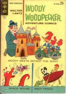 WOODY WOODPECKER 75 FINE ADVENTURE COMICS COMICS BOOK