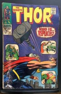 Thor #141 (1967)