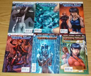 Casey Blue: Beyond Tomorrow #1-6 VF/NM complete series - wildstorm comics set