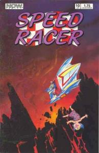 Speed Racer (1st Series) #10 VF/NM; Now | save on shipping - details inside