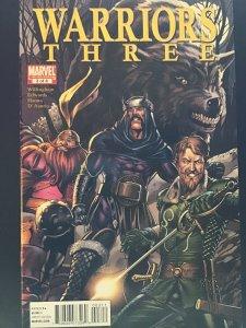 Warriors Three #3 (2011)
