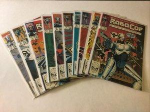 Robocop 1-23 Nm Near Mint Marvel Comics