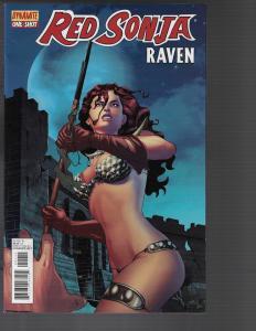 Red Sonja Raven (Dynamite, 2012)