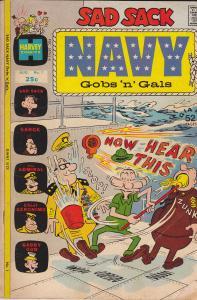 Sad Sack Navy Gobs n Gales #1