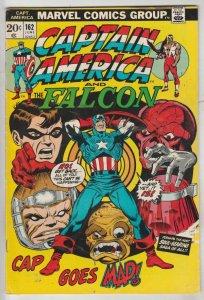 Captain America #162 (Jun-73) VF/NM High-Grade Captain America