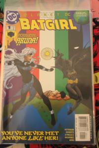 Batgirl Annual 1 NM/MT