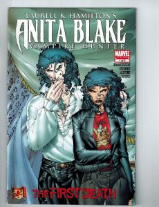 Anita Blake Vampire Hunter # 1 Dabel Brothers Personal Collection First Death