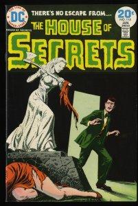 House Of Secrets #115 VF+ 8.5 DC Comics