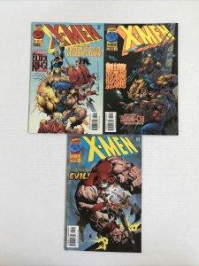 X-Men # 61-63 Lot Of 3