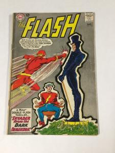 Flash 151 4.5 Vg+ Very Good+ Dc Comics Silver Age Tape On Spine