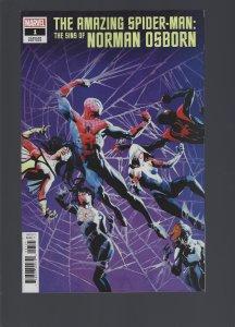 The Amazing Spider-Man: Sin Of Norman Osborn #1 Variant