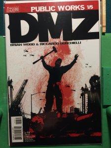 DMZ #13 Public Works 1 of 5