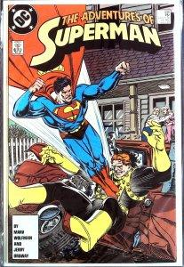 Adventures of Superman #430 (1987)