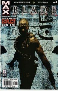 Blade(Max, 2002)# 1,2,3,4,5,6  Mature Readers !!