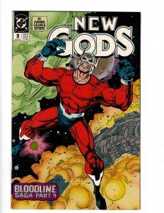 New Gods #10 (1989) SR8