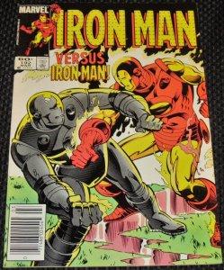 Iron Man #192 (1985)