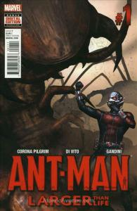 Ant-Man: Larger Than Life #1 VF/NM; Marvel | save on shipping - details inside