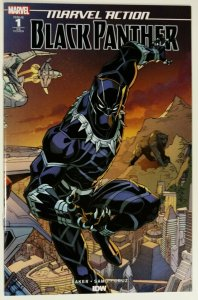 Marvel Action Black Panther #1 Alex Milne 1000 Print Cover  (2019) NM or better!