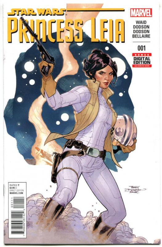 STAR WARS Princess Leia #1 2 3 4 5, NM, 2015, 5 issues in all, Dodson, Waid, 1-5