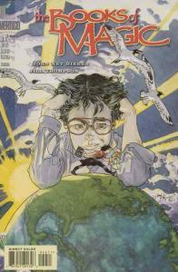 Books of Magic, The #42 VF; DC/Vertigo   save on shipping - details inside