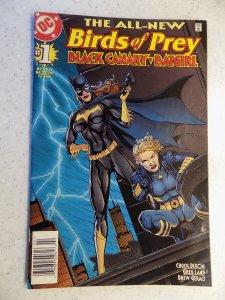 BIRDS OF PREY: BATGIRL # 1 DC MOVIE ACTION ADVENTURE