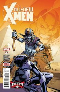 ALL NEW X-MEN (2015 MARVEL) #10