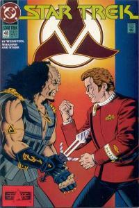 Star Trek (1989 series) #48, NM + (Stock photo)