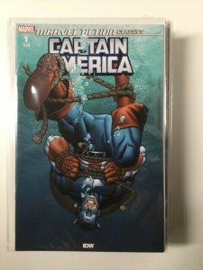 Marvel Action Classics: Captain America #1 (2019) HPA