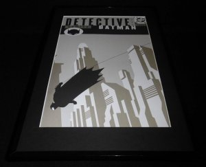 Detective Comics #745 Framed 11x17 Cover Photo Poster Display Official Repro