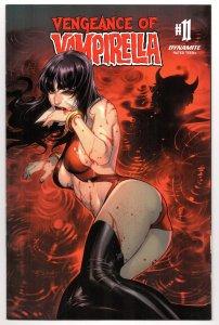 Vengeance of Vampirella #11 Cover C Segovia (Dynamite, 2020) [ITC570]