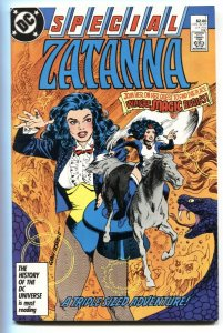 Zatanna Special #1 1987 DC comic book NM-
