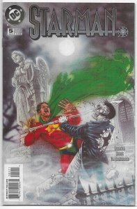 Starman (vol. 2, 1994) # 5 FN/VF (Talking with David) Robinson/Harris