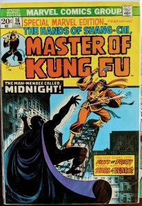 Master of Kung Fu: Special Marvel Edition #16 (1974)
