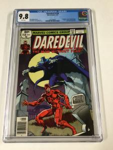 Daredevil 158 Cgc 9.8 White Pages Perfect Centering 2031384002 Marvel