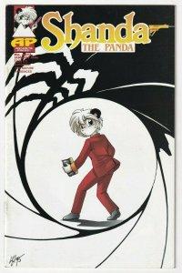 Shanda The Panda #13 January 1996 Antarctic Press