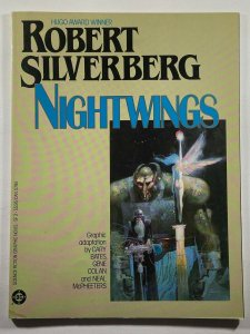 Nightwings #1 Volume 2 Graphic Novel Bill Sienkiewicz Cover 1985 DC Comics