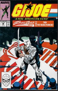 GI Joe, A Real American Hero #96 (Marvel, 1990) NM