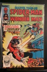 Marvel Team-Up #136 (1983)