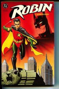 Robin: A Hero Reborn-Chuck Dixon-Alan Grant-TPB-trade