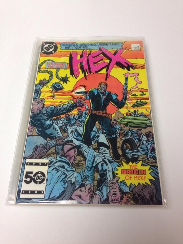 Hex 1-9 11-14 16-18 VF/NM 16 Book Lot Set