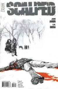 Scalped #3, VF+ (Stock photo)