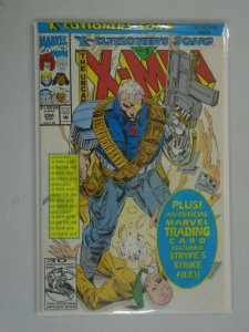 Uncanny X-Men #294 8.0 VF polybagged (1992 1st Series)