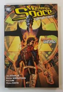 MYSTERY IN SPACE VOL.2 TPB SOFT COVER GRAPHIC NOVEL NM JIM STARLIN