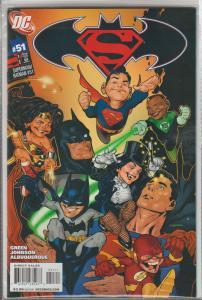 SUPERMAN / BATMAN #51 - DC COMICS NEW! BAGGED & BOARDED