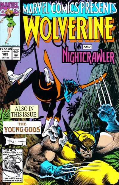 Marvel Comics Presents (1988 series) #105, NM (Stock photo)